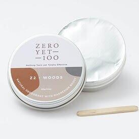 Z2 Woods Deodorant Aluminium Pot