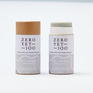Z5 Snow Deodorant Push up Stick (No Fragrance)