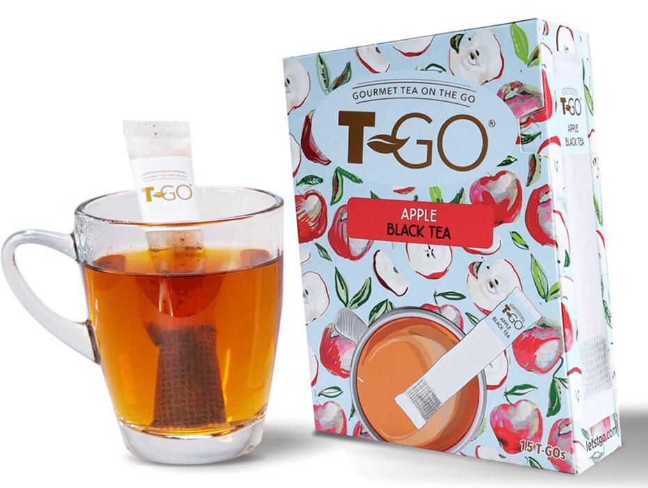 TGO Apple Flavoured Tea