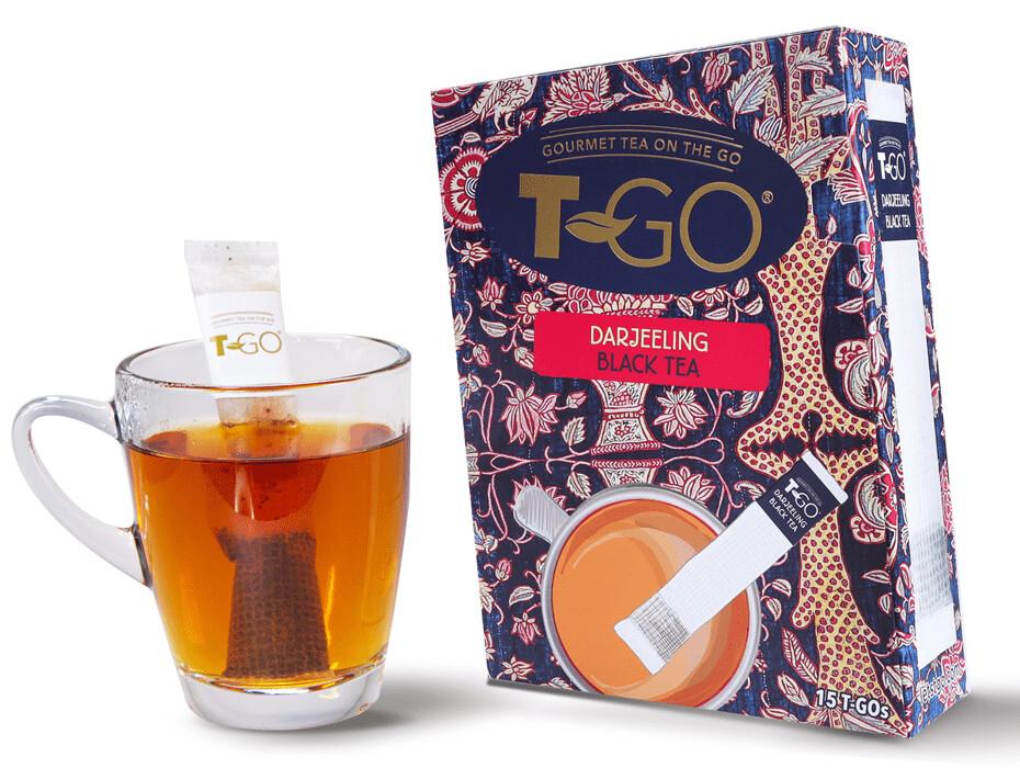 TGO Darjeeling Black Tea