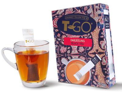 T-GO Darjeeling Black Tea