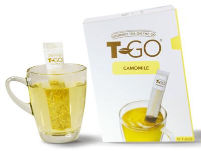 T-GO Camomile Tea