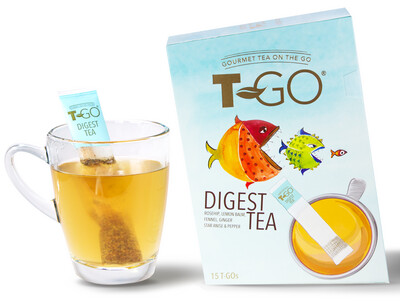 T-GO Digest Tea