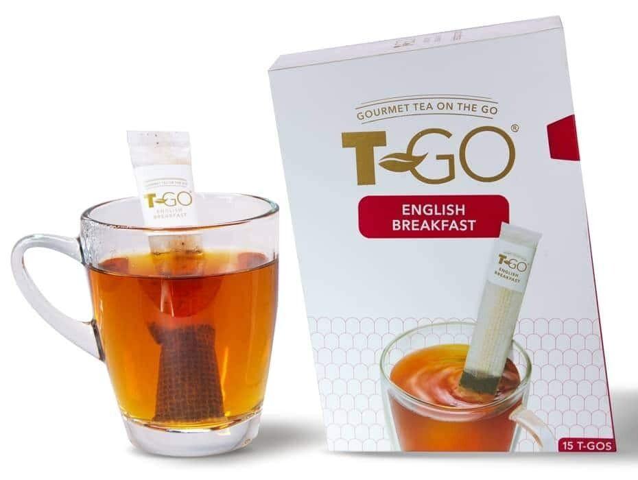 TGO English Breakfast Tea