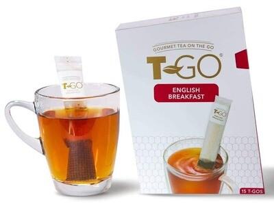 T-GO English Breakfast Tea