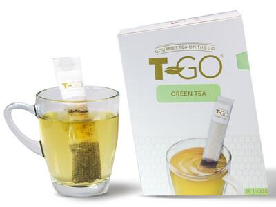 T-GO Green Tea