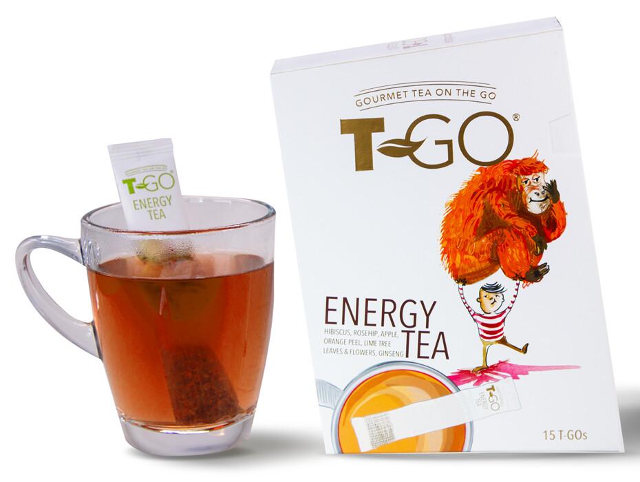 TGO Energy Tea