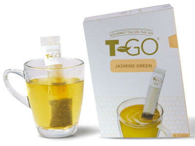 T-GO Jasmine Green Tea