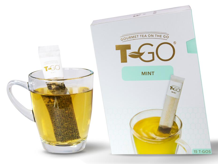 TGO Mint Tea