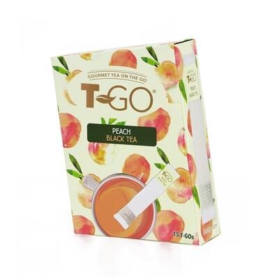 T-GO Peach Flavoured Tea