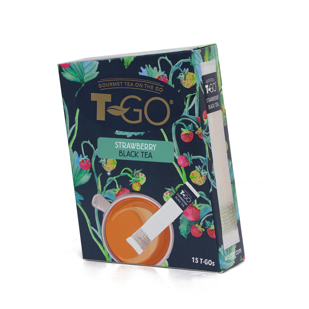TGO Strawberry Black Tea