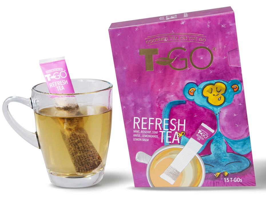 TGO Refresh Tea