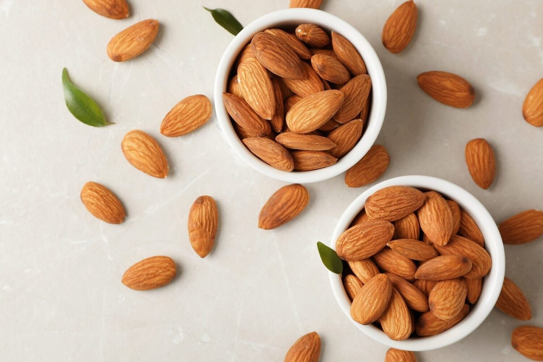 Almonds 500 gms