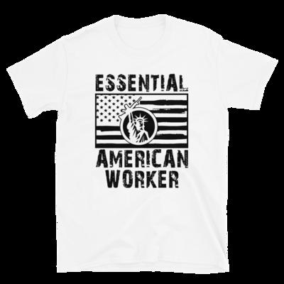 Essential American Worker Tee