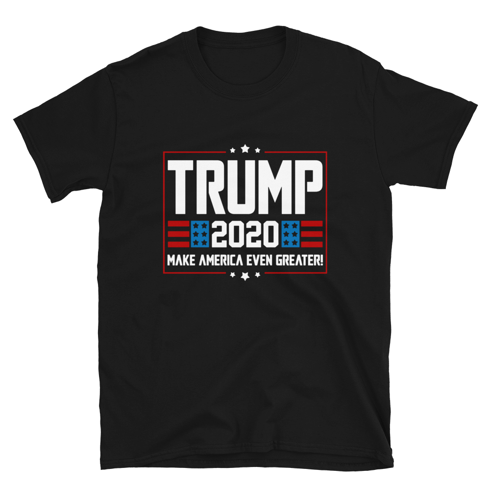 Make America Even Greater