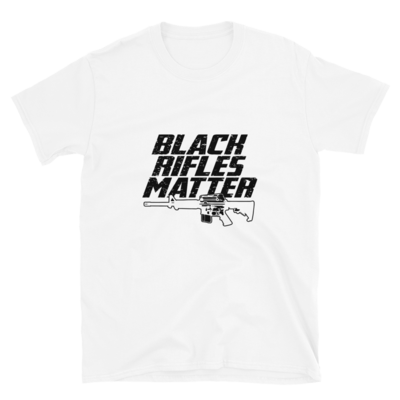 Black Rifles Matter Tee