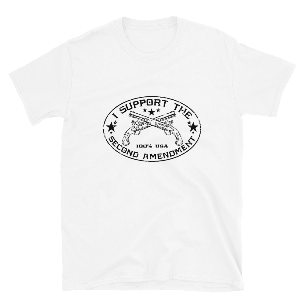 I Support 2nd Amendment Tee