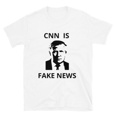 CNN is Fake News Tee