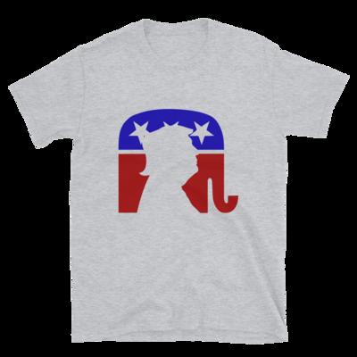 Trump Elephant Logo Tee