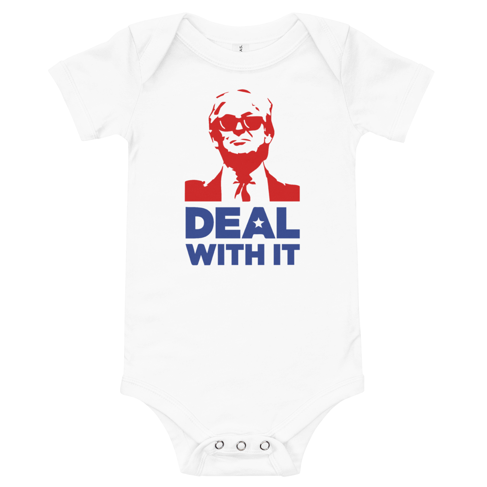 Deal With It Onesie