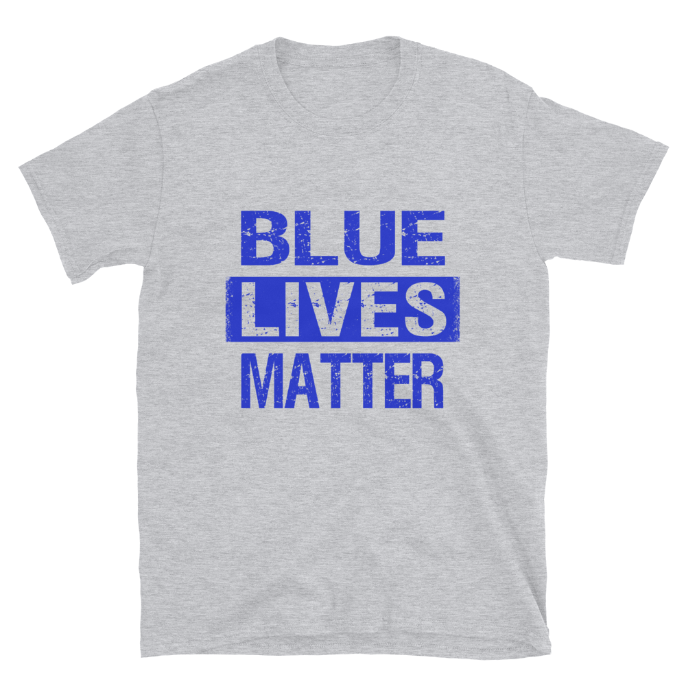 Blue Lives Matter Tee