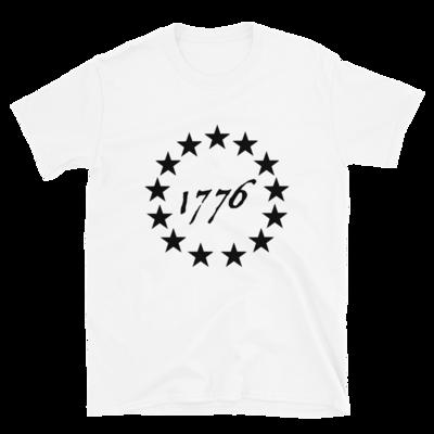 1776 w/ Stars Tee