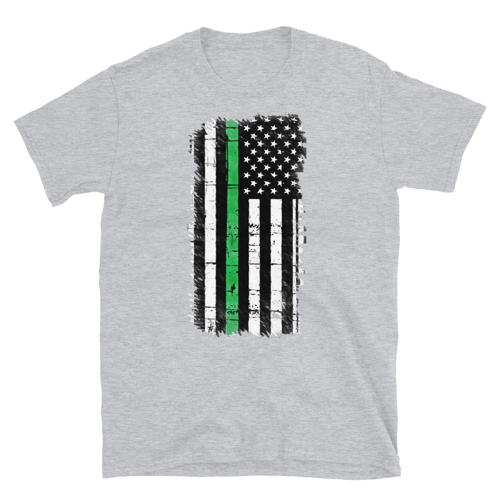 Military Flag Tee