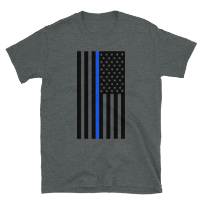 Thin Blue Flag Tee