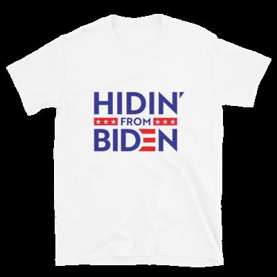Hidin' From Biden Tee