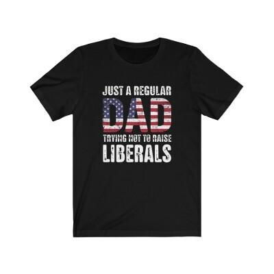 Just a Regular Dad Not Raising Liberals