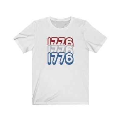 Vintage 1776 Tee