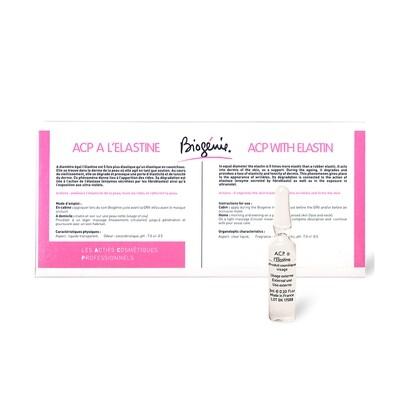 Ампулы с эластином / A.C.P. ELASTINE Biogenie