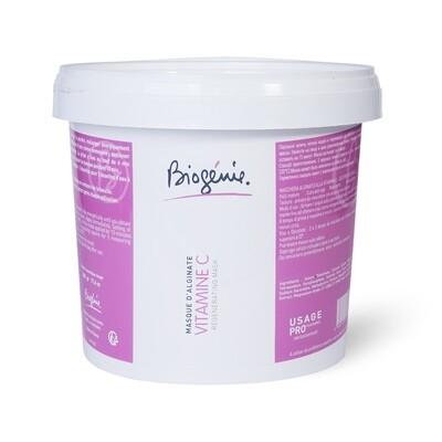 Маска альгинатная  с витамином С Biogenie
