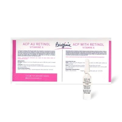 Ампулы с витамином А / A.C.P. Retinol vitamine A Biogenie