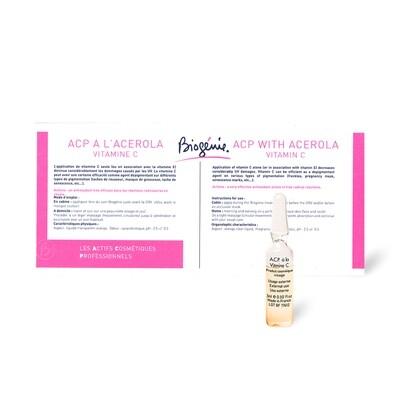 Ампулы с витамином С / A.C.P. Acerola vitamine C Biogenie