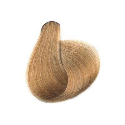 Luxury 8.00 - Extra Intense Natural Light Blond / Экстра интенсивный натуральный светлый блондин Green Light
