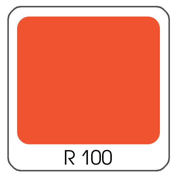 Red 100 гелевый пигмент Amiea