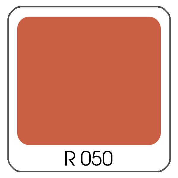 Red 050 гелевый пигмент Amiea / Bright Terracotta