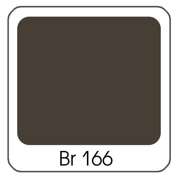 Brown 166 гелевый пигмент Amiea / Alga Nory