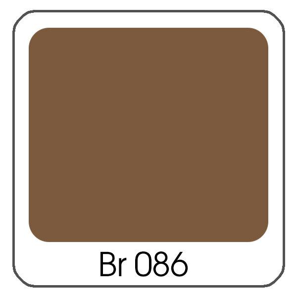 Brown 086 гелевый пигмент Amiea / Havana