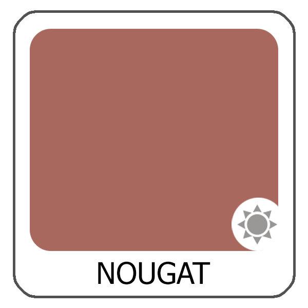 Nougat гелевый пигмент Organic line Amiea