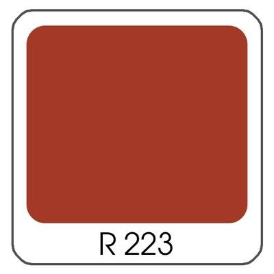 Red 223 гелевый пигмент Amiea / Brick red
