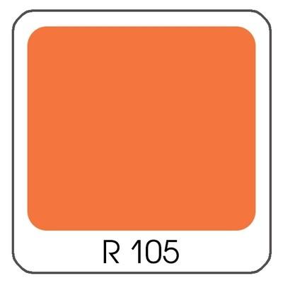 Red 105 гелевый пигмент Amiea / Mandarin