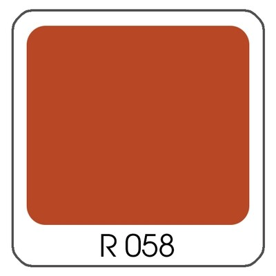 Red 058 гелевый пигмент  Amiea / Red Terracotta