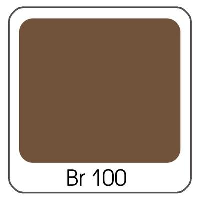 Brown 100 гелевый пигмент Amiea / Mocha
