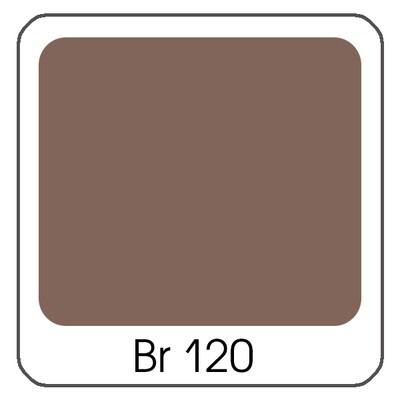 Brown 120 гелевый пигмент Amiea / Pearly Blond