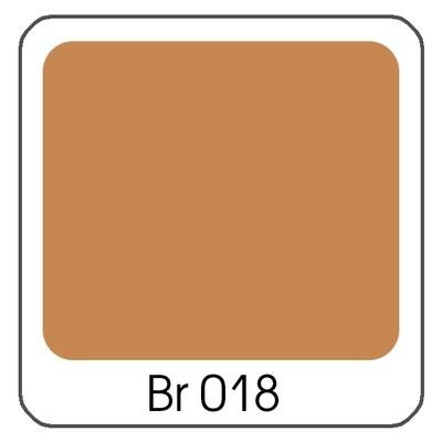 Brown 018 гелевый пигмент Amiea / Almond