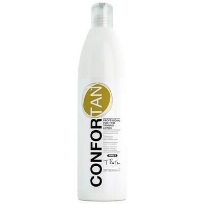 Конфортан - лосьон после удаления нежелательных волос с успокаювающим действием на кожу и эффектом легкого загара/ CONFORTAN POST EPIL LOTION That'so