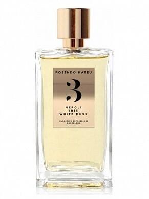 Розендо Матеу №3 парфюмерная вода 100 мл / Rosendo Mateu 3 EDP 100 ml