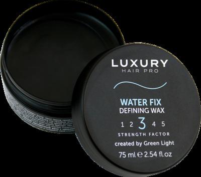 WATER FIX / Прозрачный воск сильной фиксации